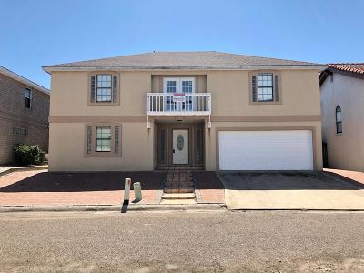 Port Isabel Single Family Home For Sale: 144 S Windward Dr.