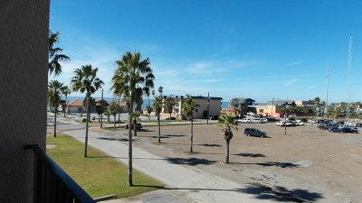 South Padre Island Condo/Townhouse For Sale: 109 W Tarpon Street #201