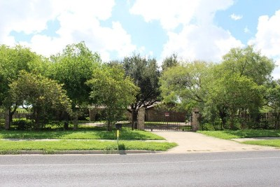 Brownsville Single Family Home For Sale: 375 Fm 802