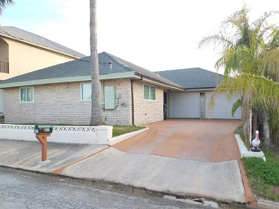 Port Isabel Single Family Home For Sale: 817 S Tarpon Ave