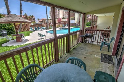 South Padre Island TX Condo/Townhouse For Sale: $115,000