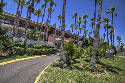 South Padre Island Condo/Townhouse For Sale: 110 E Verna Jean #101