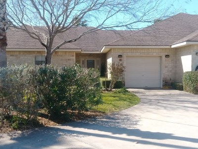 Laguna Vista TX Condo/Townhouse Sold: $125,900