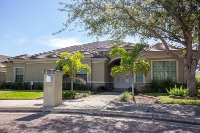 McAllen Single Family Home For Sale: 508 E Thornhill Ave.