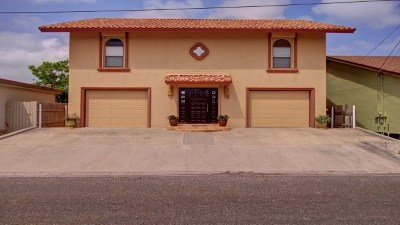 Port Isabel Single Family Home For Sale: 1118 Pompano Ave.