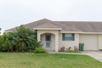 Laguna Vista TX Condo/Townhouse For Sale: $100,000