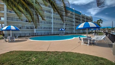 South Padre Island Condo/Townhouse For Sale: 1816 Gulf Blvd. #103