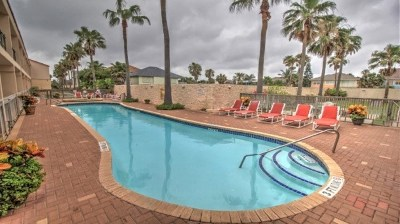 South Padre Island TX Condo/Townhouse For Sale: $175,000