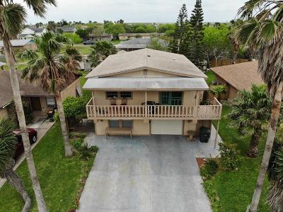 Port Isabel Single Family Home For Sale: 1833 North Shore