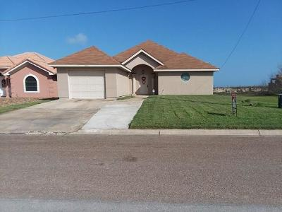Port Isabel Single Family Home For Sale: 1634 North Shore