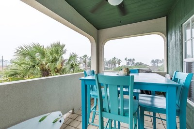 South Padre Island Condo/Townhouse For Sale: 200 W Atol St. #3