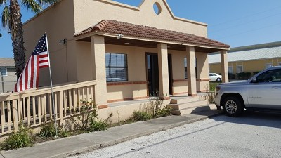 South Padre Island Commercial For Sale: 4812 Padre Blvd.