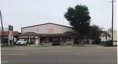 Brownsville Commercial For Sale: 1746 Business 77