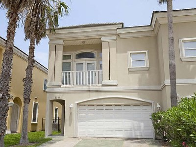 South Padre Island Condo/Townhouse For Sale: 6510 Bayview