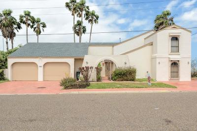 Port Isabel TX Single Family Home For Sale: $589,000