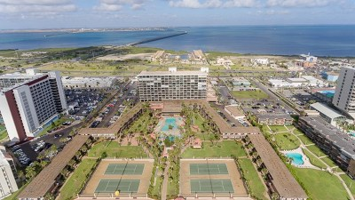 South Padre Island Condo/Townhouse For Sale: 500 Padre Blvd. #1008/100