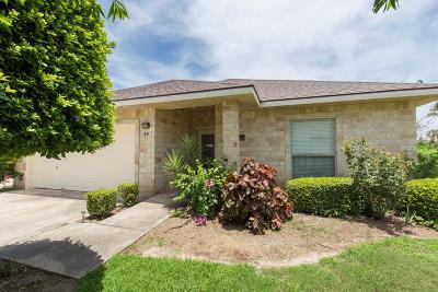 Laguna Vista TX Condo/Townhouse For Sale: $147,900