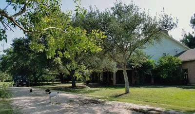 Los Fresnos Single Family Home For Sale: 30057 Camp Rd.