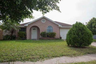 Brownsville Single Family Home For Sale: 1965 San Felipe Dr.