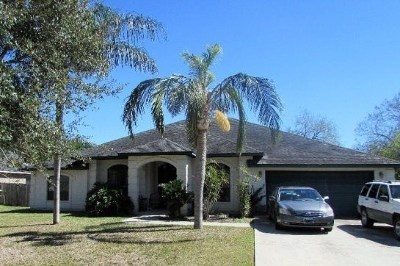 Harlingen Single Family Home For Sale: 2310 Tucker Rd.