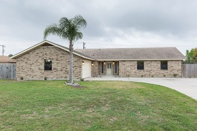 Laguna Vista TX Single Family Home For Sale: $198,900