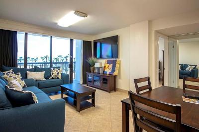 South Padre Island Condo/Townhouse For Sale: 500 Padre Blvd. #405