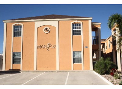 South Padre Island Condo/Townhouse For Sale: 102 E Capricorn Dr. #B3