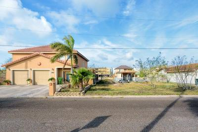 Port Isabel Single Family Home For Sale: 1102 S Pompano Ave.