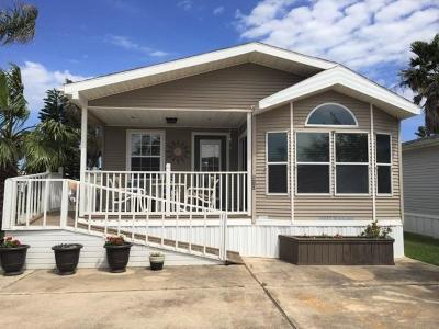 Port Isabel Single Family Home For Sale: 510 W Clam Circle