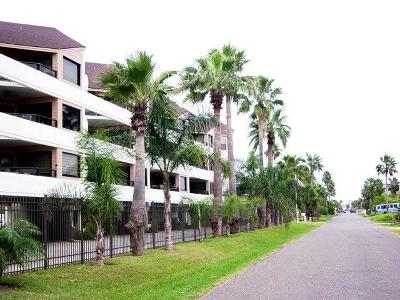 Bayview, Laguna Heights, Laguna Vista, Port Isabel, South Padre Island Condo/Townhouse For Sale: 220 W Cora Lee Dr. #309