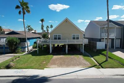 South Padre Island TX Single Family Home For Sale: $375,000