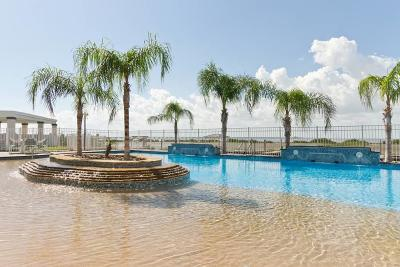 South Padre Island Condo/Townhouse For Sale: 100 W Harbor Dr. #7-1
