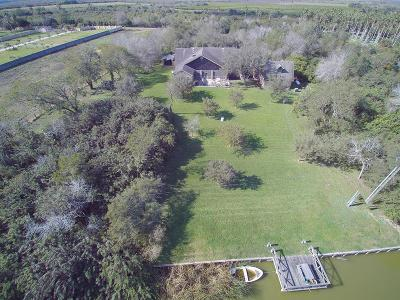 Bayview, Los Fresnos Single Family Home For Sale: 163 N Valencia