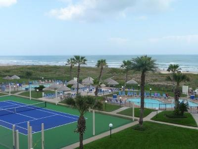 South Padre Island Condo/Townhouse For Sale: 406 Padre Blvd. #401