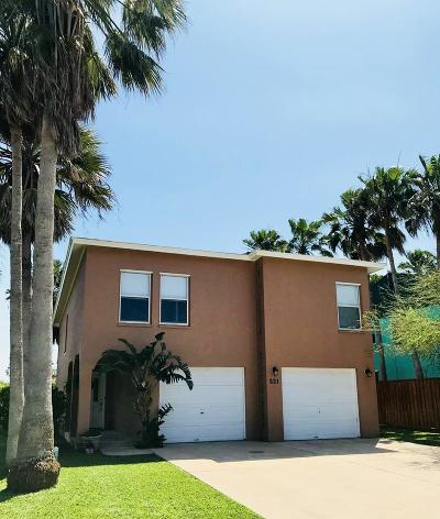 South Padre Island TX Single Family Home For Sale: $399,950