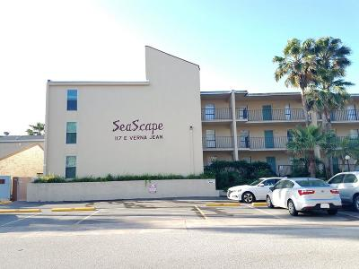 South Padre Island Condo/Townhouse For Sale: 117 E Verna Jean #207
