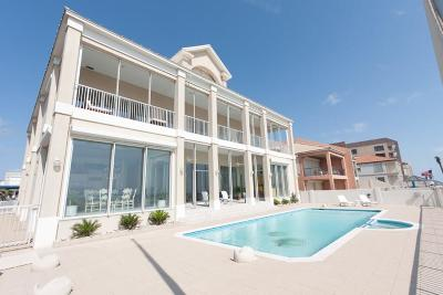 Single Family Home For Sale: 5300 Gulf Blvd.