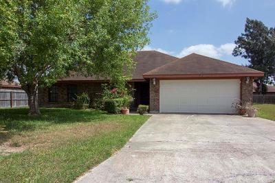 Brownsville Single Family Home For Sale: 2065 Madero Dr.