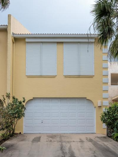 South Padre Island Condo/Townhouse For Sale: 4016 Gulf Blvd.