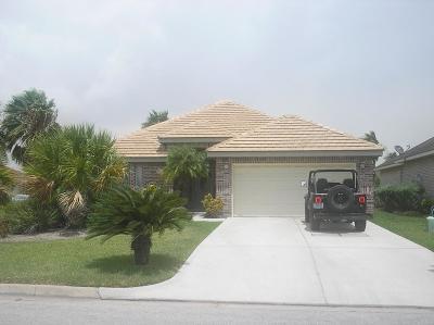 Laguna Vista TX Single Family Home For Sale: $209,900
