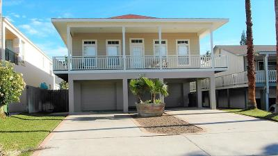 South Padre Island TX Single Family Home For Sale: $424,500