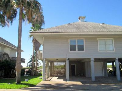 Port Isabel Single Family Home For Sale: 1050 W Scallop
