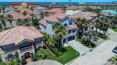 South Padre Island Single Family Home For Sale: 6505 Beach Drive
