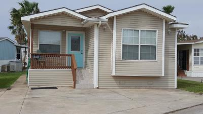 Port Isabel Single Family Home For Sale: 529 W Clam Circle