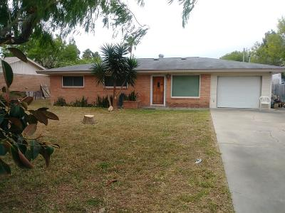Laguna Vista TX Single Family Home For Sale: $158,000