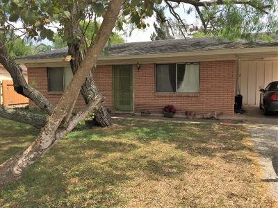 Laguna Vista TX Single Family Home For Sale: $89,500