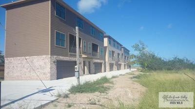 Port Isabel Condo/Townhouse For Sale: 48157 Highway 100 #2