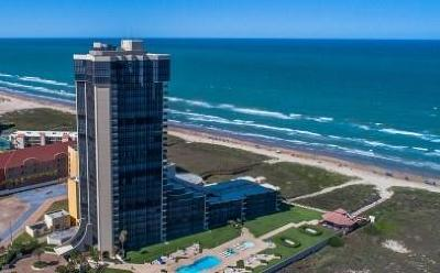 South Padre Island Condo/Townhouse For Sale: 334 Padre Blvd. #1100