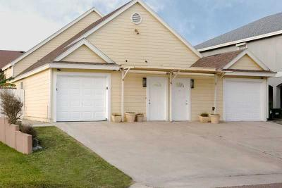 South Padre Island Rental For Rent: 108 E Whiting St. #B