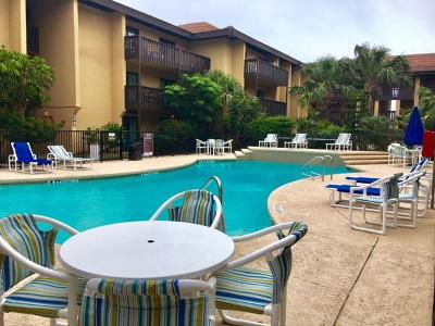 South Padre Island Condo/Townhouse For Sale: 6608 Padre Blvd. #212